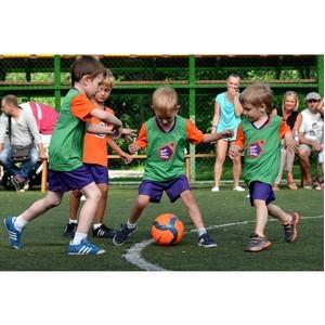 «Чемпионика» ждет самых маленьких любителей футбола в Красноярске