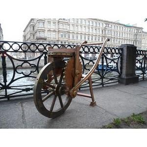 Итальянцы привезли в Санкт-Петербург одометр 15 века