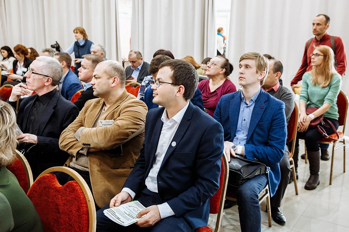 Всегда новые партнеры и клиенты на ведущей выставке экоотрасли ЭкоГородЭкспо!