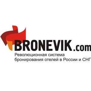 Отели в российской глубинке востребованы в 2 раза больше Москвы
