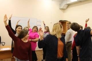 Команда «Молодежки ОНФ» в Коми провела открытый урок в рамках проекта «Равные возможности – детям»