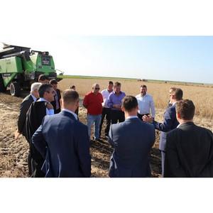"""""""Солнечные продукты"""" и группаSDFсовместно модернизируют сельхозтехникуDeutz-Fahr"""
