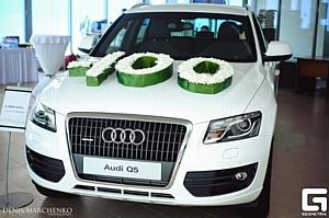 В ростовском салоне «Audi» прошли дни открытых дверей при поддержке Шато Тамань