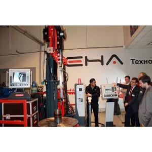 ТЦ Тена подводит итоги выставки WELDEX-2015