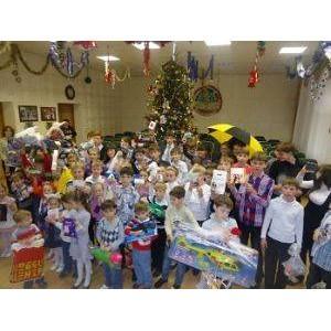 Сбылись новогодние мечты кубанский воспитанников трех детских домов