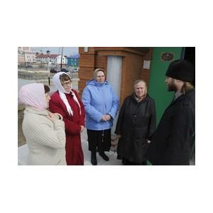 «Аганнефтегазгеология» участвует в организации паломнической поездки