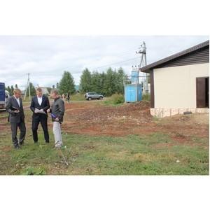 Активисты ОНФ настаивают на экоэкспертизе места бывшей свалки в Воткинске, где строится ФАП