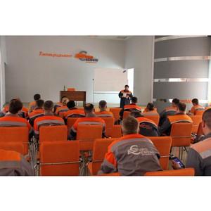 На «Липецкцементе» прошло практическое обучение по вопросам применения мобильного мониторинга