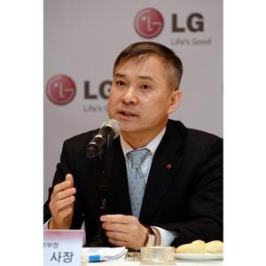 LG Home entertainment стремится к лидерству на рынке в сегментах Oled и Ultra HD телевизоров