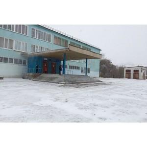 По обращению ОНФ прокуратура взяла на контроль благоустройство территории благовещенской школы №2