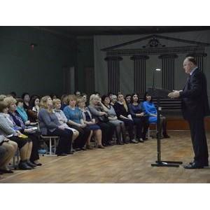 Вадим Супиков отчитался перед избирателями микрорайона «Маяк»