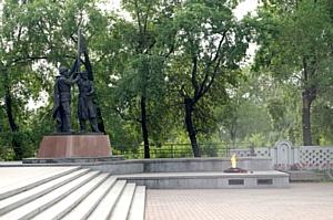ОНФ в Красноярском крае проводит мониторинг состояния мемориалов «Вечный огонь»