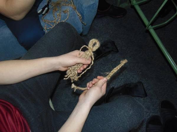 В Кемеровском СИЗО-1 освоена методика психологической работы с несовершеннолетними - куклотерапия