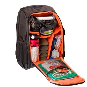 Рюкзак выживания в ядерной войне доступен каждому.