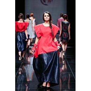 Дом моды Slava Zaitsev сделал специальный показ для молодых петербургских дизайнеров