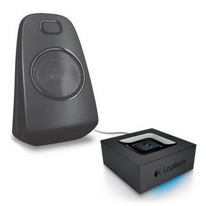 Ќовый Logitech Bluetooth Audio Adapter превратит ваши любимые колонки в беспроводную аудиосистему