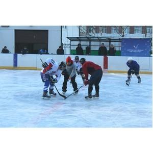 Активисты ОНФ в Санкт-Петербурге провели акцию «Народный спорт»