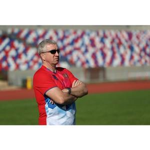 Регбийный матч между сборными России и Намибии состоится при поддержке «Столото»