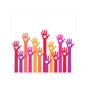 Ѕыть волонтером Ц значит помогать добрым делам