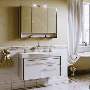 Layra - новая коллекция мебели для ванной от компании Alavann