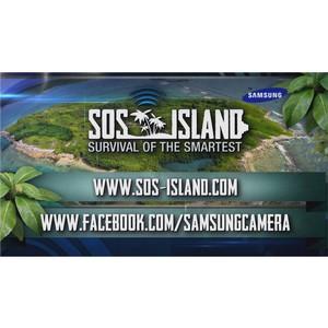 Samsung приглашает российского финалиста на шоу «SOS Island: Выживает умнейший»