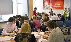 Компания «САН ИнБев» провела День открытых дверей для студентов