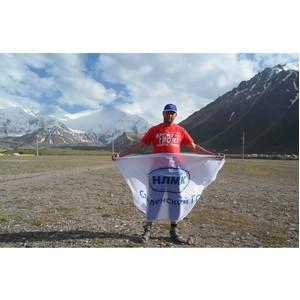 Стойленский ГОК поддержал участника экспедиции на Памир