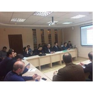 Рабочая встреча с предпринимателями Пермского края