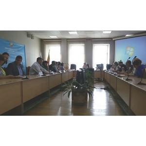 На общественном совете при забайкальском бизнес-омбудсмене рассмотрены актуальные вопросы