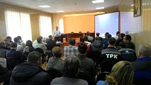 Томские электромонтеры и электрослесари прошли обучение по защите от профессиональных рисков