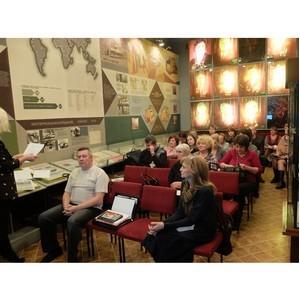 Челябинские активисты ОНФ в рамках акции «С чего начинается Родина» провели встречу с краеведами