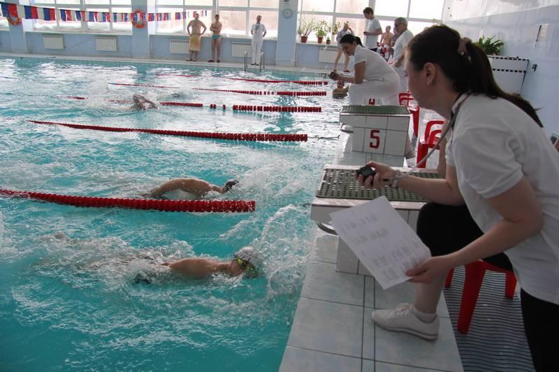 Смоленские таможенники - победители чемпионата  таможенных органов ЦФО по плаванию