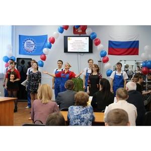 200 первокурсников начали учебу в старейшем Екатеринбургском техникуме