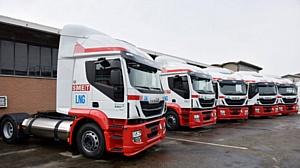 Iveco залючила стратегический контракт на поставку 330 газовых тягачей с компанией SMET