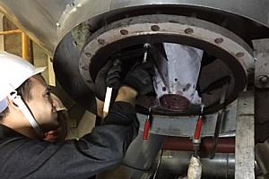 ООО «СитиЭнерго» осуществило текущий ремонт на оборудовании Калининградской ТЭЦ-2