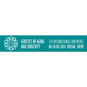"""з-я Международная конференция """"Генетика старения и долголетия"""""""