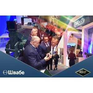 «Швабе» подвел итоги участия в RAE-2015