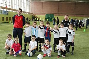 Народный проект «Наша футбольная надежда России в 2018 году!»