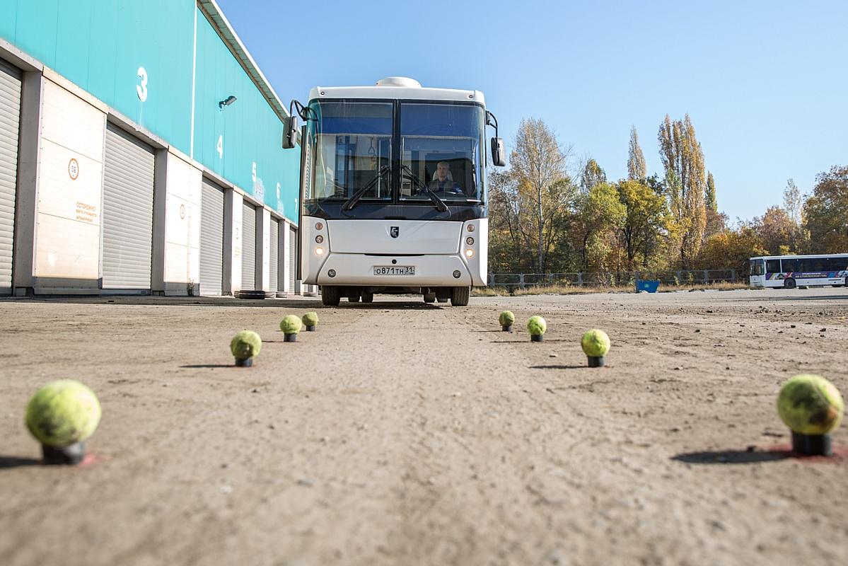 На Стойленском ГОКе выбрали лучшего водителя автобуса