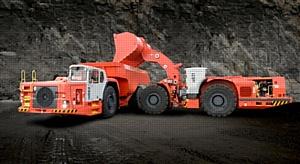 Новые подземные самосвалы от Sandvik Mining прошли испытания в Австралии