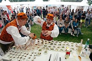 Taste of Moscow - рай для гурманов!