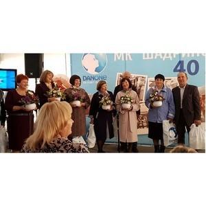 Молочный комбинат «Шадринский» отметил 40-летие