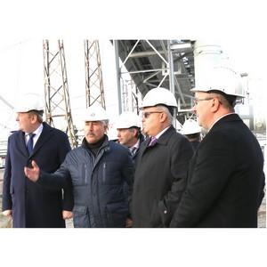 Андрей Муров проинспектировал энергообъекты Зимней Универсиады в Красноярске