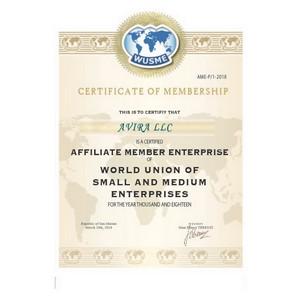 Российская компания вошла во всемирный союз предпринимателей WUSME