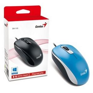 Genius представляет мышь DX-110 в пяти цветовых решениях