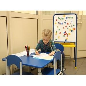 В офисах «Кузбассэнергосбыта» появились детские уголки