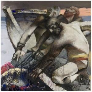 Выставка Дмитрия Иконникова в галерее Artstory