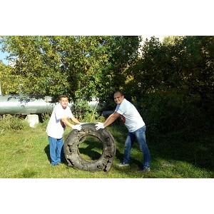 ¬семирный день чистоты в »ванове: экологический десант в сосновом лесу