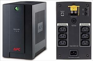 APC Back-UPS BX700UI, BX950UI, BX1400UII заменят BX650CI, BX800CI, BX1100CI