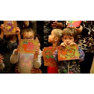 Детский праздник в центре «Благо»
